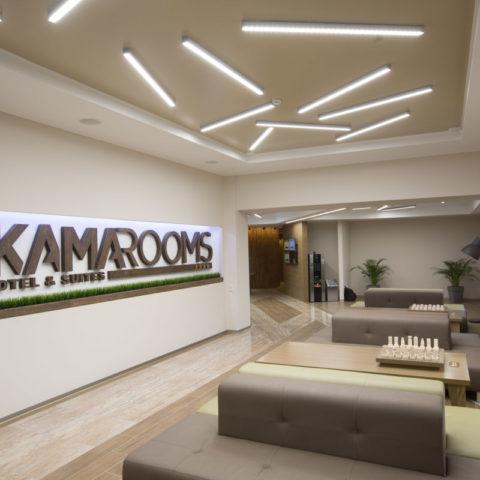 Отель KAMAROOMS